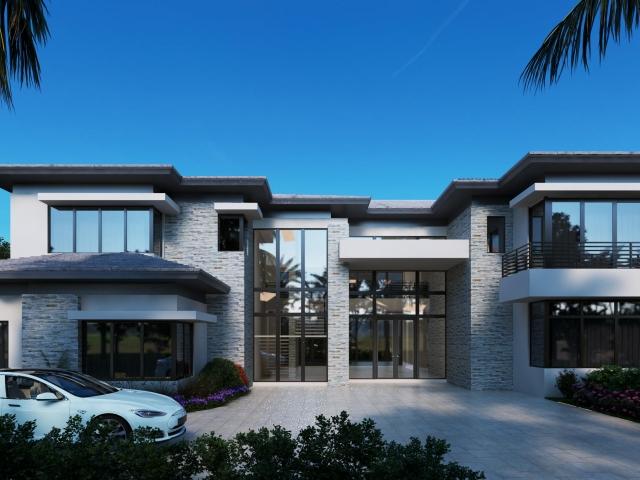 Lot #4 Bailey, Boca Raton, FL - USA (photo 1)